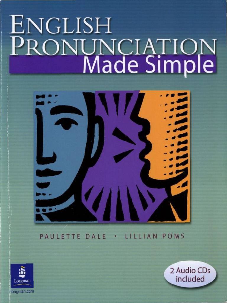English Pronunciation Made Simple Pdf Vowel English Language