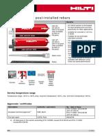 HY 200R_Rebar_post_installed_2012-09