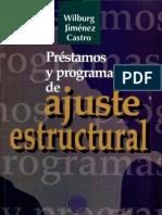 Prestamos y Programas de Ajuste Estructural