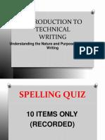 introductiontotechnicalwriting-170827100815.pptx