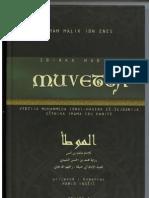 Muvetta 1 Dio - Imam - Malik ibn Enes
