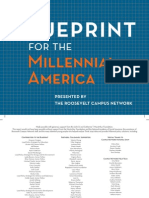 Blueprint for Millennial America
