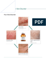 [0]Four skin concerns