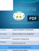 The Supreme Court of Bangladesh