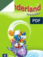 Wonderland Pre Junior Flashcards