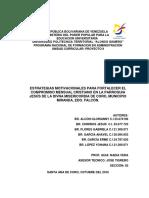 PROYECTO II PARROQUIA JDM 2016