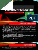 2-EMERGENCY PREPAREDNESS