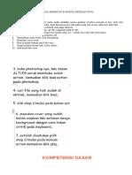 Cara membuat e-Modul dengan Sigil