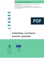"""Evaluating a territory""""s touristic potential.pdf"""