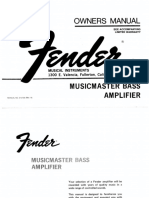 Musicmaster Bass (1977)