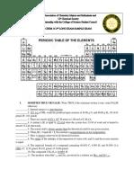 Chem 16 LE2 Samplex