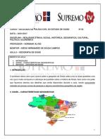 REALIDADE DE GOIAS - MATERIAL SUPREMO DISPONIBILIZADO GRATUITO
