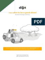 Digit_PrivateCarStandard_PolicySummary