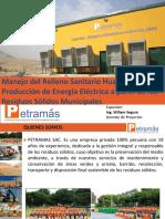 RELLENO SANITARIO DE HUAYCOLORO