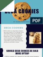 deca cookies
