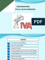 Presentación IVA UPT