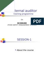 Internal Auditor