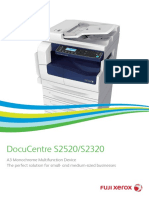 DocuCentre S2520 S2320