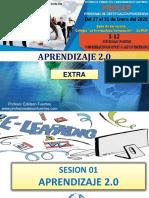 Sesion 01 I-12 Extra Inclusion Digital-Aprendizaje 2.0