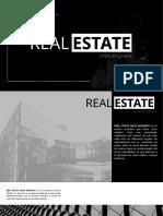 Real Estate. Mesa redonda Perú