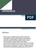 HIPEREMESIS.ppt
