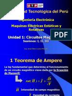 Unidad 1 Circuitos Magnéticos S1-S2-S3