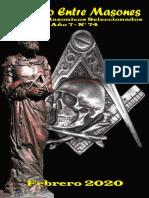 Dialogo Entre Masones Febrero 2020