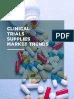 Clinical Trials Supplies Market Trends