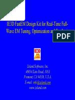 IE3D_FastEM