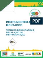 Instrumentista Montador_Tecnicas de Montagem e Instalacao de Instrumentacao