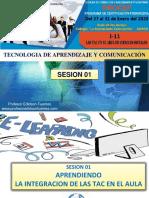 Sesion 01 Integracion Tac-2020