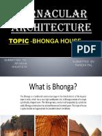 TOPIC -BHONGA HOUSE - Copy