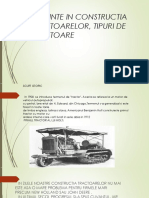 TENDINTE IN CONSTRUCTIA TRACTOARELOR, TIPURI DE TRACTOARE.pdf
