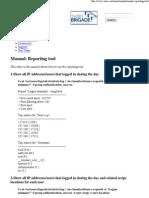 Manual_ Reporting Tool