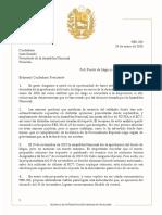 Procurador de Guaidó pone cargo a la orden por pagos con fondo de litigio