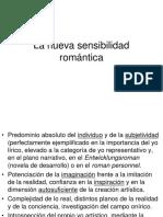 TEMA 5.2._1_ La rel. del arte con el conocimiento y la moral. La nueva sensibilidad romántica y las estéticas postrománticas