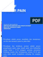 RELIEF LABOR PAIN