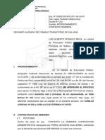 ALMACENERO - CONCURSO PUBLICO