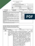Planificación Curricular Anual para segundo de BGU fisica EBJA