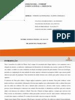 DESAFIO PROFISSIONAL LINGUA INGLESA I  E FONETICA E FONOLOGIA