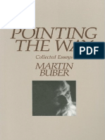 Buber, Martin - Pointing the Way, Collected Essays (Harper & Bros., 1957)