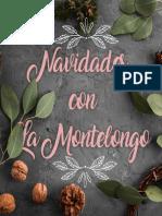 recetario navideno montelongo