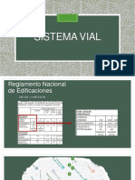 Sistema vial