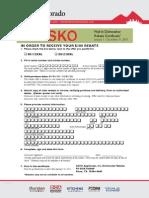 ASKO - Mail-In Dishwasher Rebate Certificate