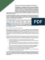 Contrato Worldoffice