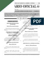 Diario Oficial ES 22-04-2016