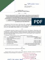 projekt 2 XVIII sesja Rady Miejskiej w Rabce-Zdroju - 29.01.2020 r.