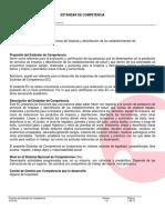 EC0248 Prestación de servicios de limpieza y desinfección de los establecimientos de salud