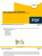 9. Chapter 5-Insurance Contract