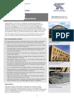 SCI ED020 Sustainability of Light Steel Construction